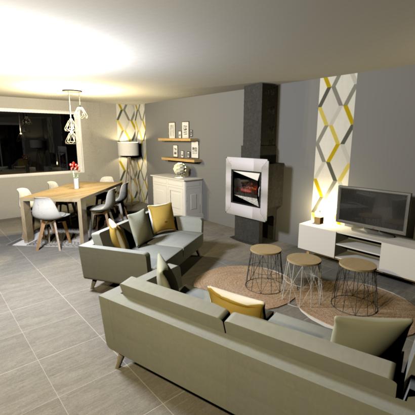 s jour scandinave ma d co de f e d coratrice d 39 int rieur. Black Bedroom Furniture Sets. Home Design Ideas